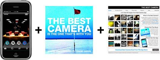 best camera iphone app book community