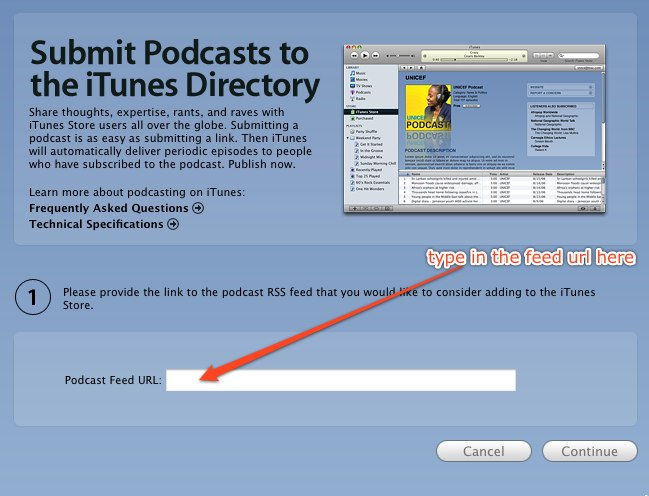 how to delete itunes podcast from computer