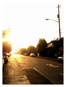 chase jarvis sunrise street
