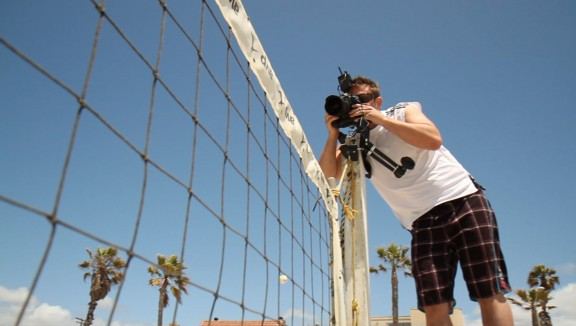 chase jarvis sets a remote Nikon D3s with pocket wizard