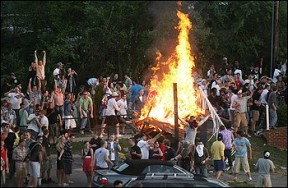 jmuriot riot in virgina