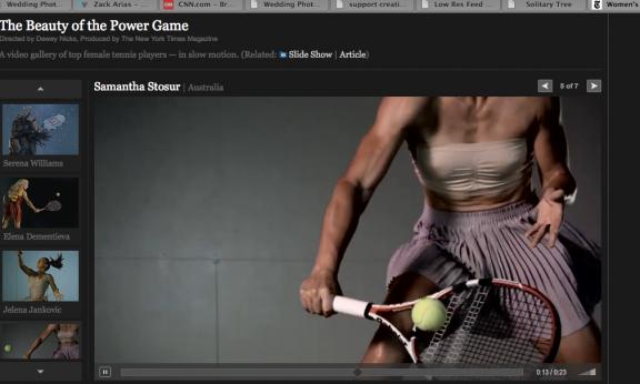 NYT tennis