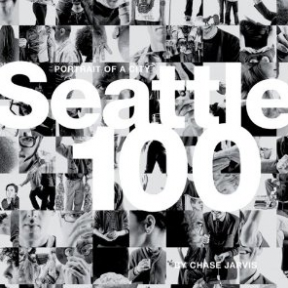 Chase Jarvis book Seattle 100: Portrait of a City