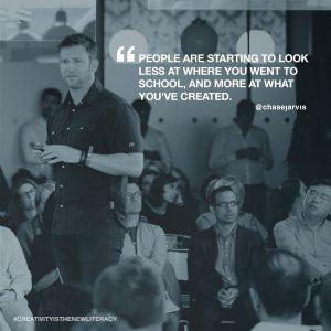 Create a Portfolio Not a Resume