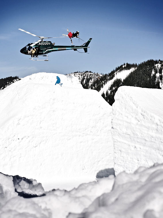 stevens pass chase jarvis