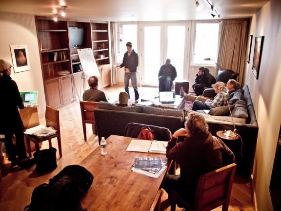 Crew Planning Meeting 1
