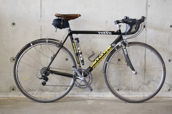 1998 Cannondale Volvo Team CAAD3