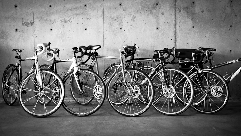 The Bike Fleet