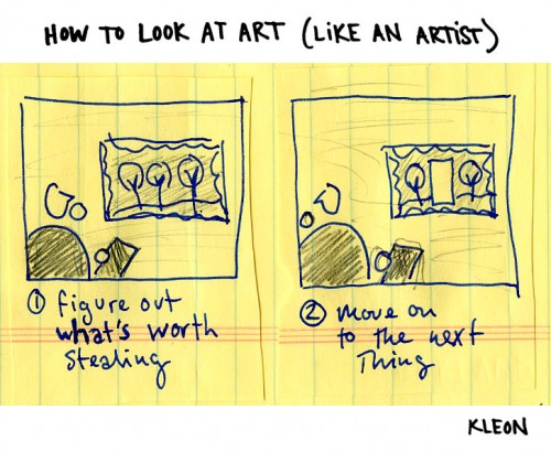 how-to-look-at-art-austinkleon.com