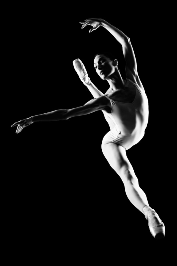 Ballet Dancer by Chase Jarvis