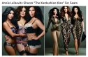 "Annie Leibovitz Shoots...um...Sears...with um...the ""Kardashian Clan""?"