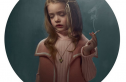 Guaranteed to Look Twice: Powerful Photos of 2 Year Olds Smoking