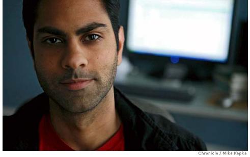 Ramit Sethi by Mike Kepka/Chronicle