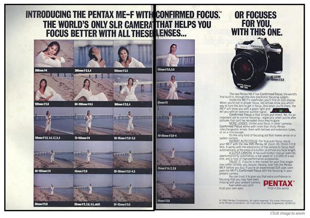 Pentax Ad