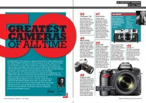 50 greatest cameras