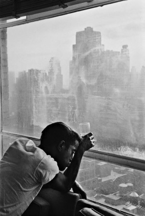 Sammy Davis Jr., New York City, 1959; Photo by Burt Glinn