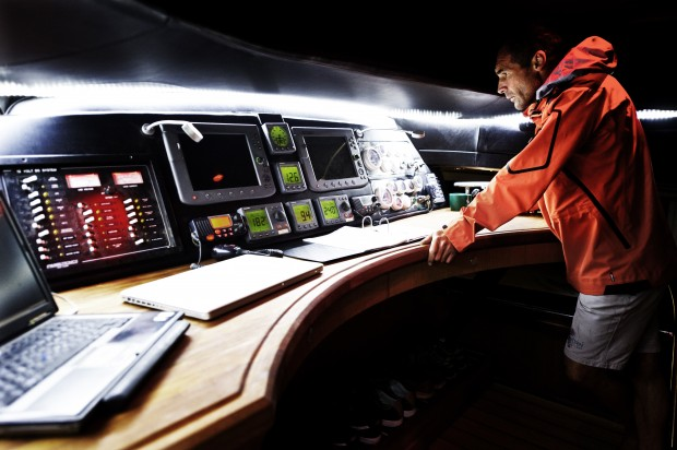 Mike Horn on Pangaea