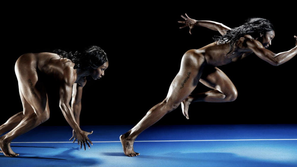 Photo: Francesco Carrozzini (Carmelita Jeter, Sprinter USA Track & Field)