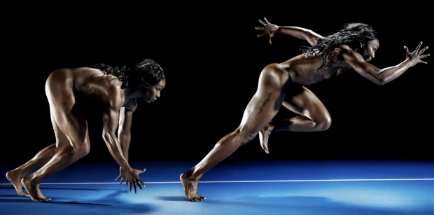 Naked Titans: Photographs of World-Class Athletes in the Buff