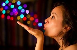 Magic Lights by Jennifer Rankine