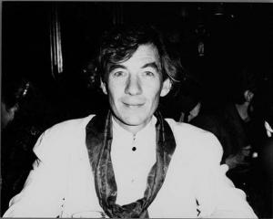 IanMcKellen by Warhol