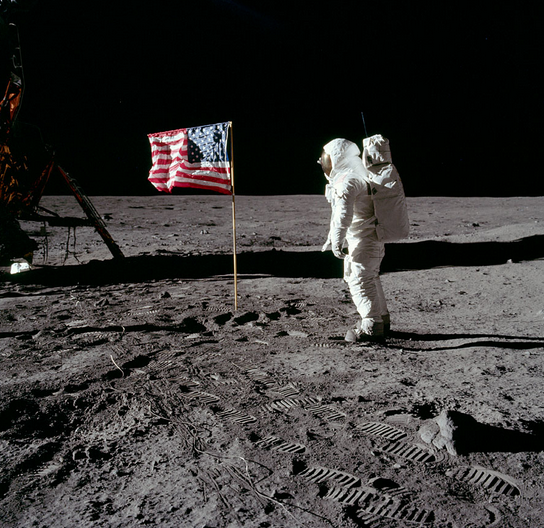 Photo: Neil Armstrong/NASA