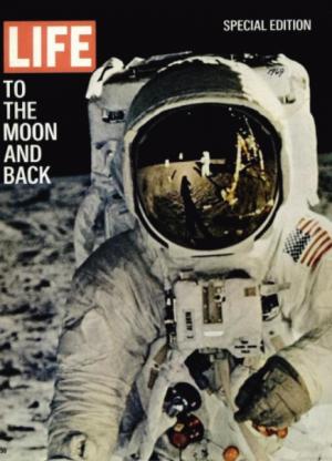 Life magazine cover (Photo: Neil Armstrong/NASA)