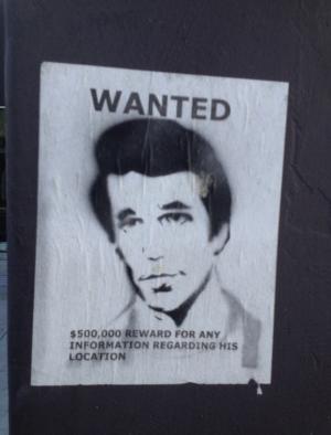 LA (via Melrose + Fairfax)