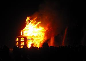 Photo By Moze from Burning Man blog