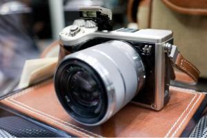 Luxury Camera - bling bling