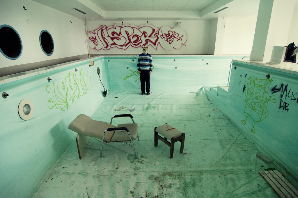 Best Photo Locations Abandoned Swimming Pools