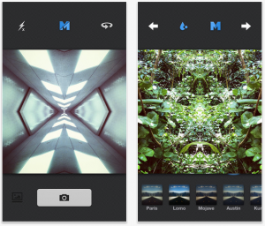 mirrorgram app on chase jarvis blog