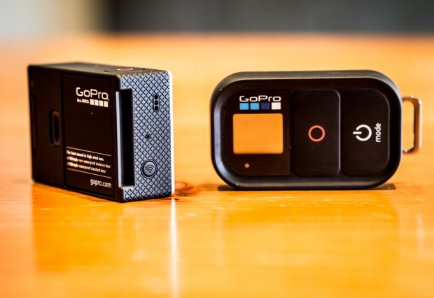 GoPro Hero3 WiFi