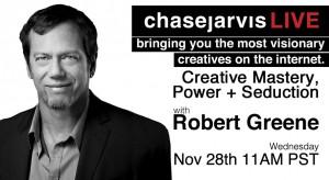 20121128 cjLIVE Robert Greene