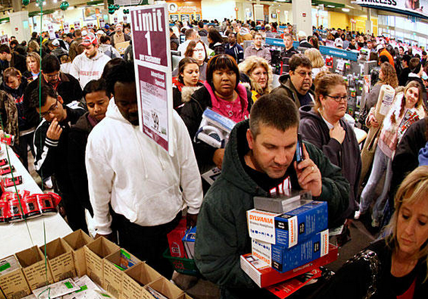 Black Friday Chaos How To Win Black Friday