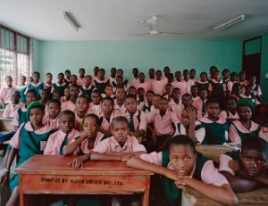 Nigera.  Photo Credit Julian Germain