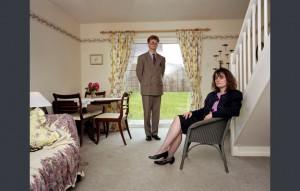Martin Parr, 'Signs of the Times, England', 1991.