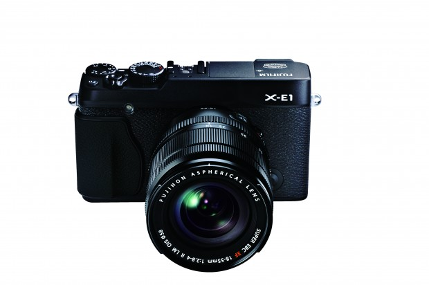 The Fuji XE1