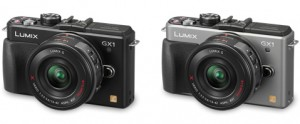 The Panasonic GX-1