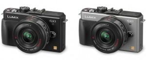 The Panasonic GX-1
