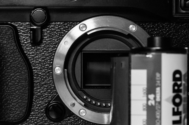 The Modern Digital Camera - The Sensor as a Metaphor for Film Emulsion