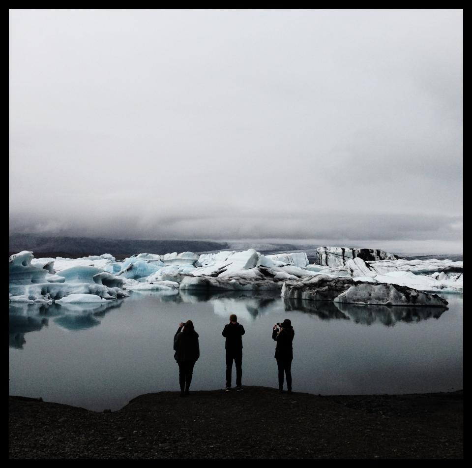 The Land of Endless Light: Iceland (BTS Photos from Last Week's Photo Shoot)