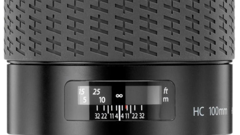 Hasselblad 100mm f/2.2