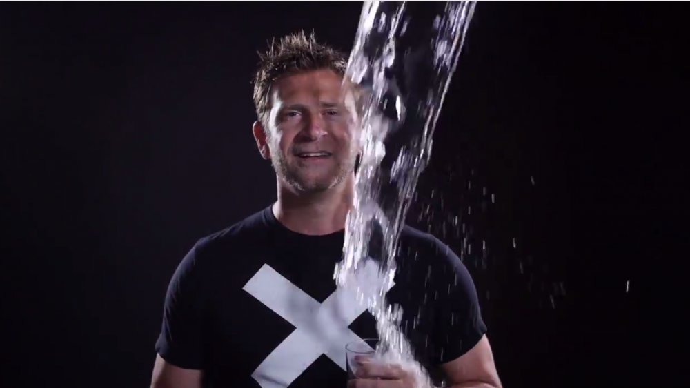 Chase Jarvis ALS Ice Bucket Challenge