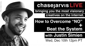 justin simien chase jarvis live