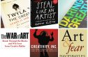6 Books Guaranteed to Make You More Creative