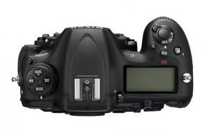 Nikon D500 - Top View