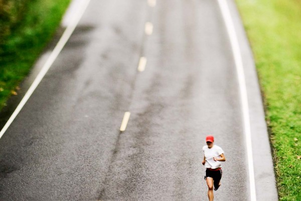 Jim Rohn Running