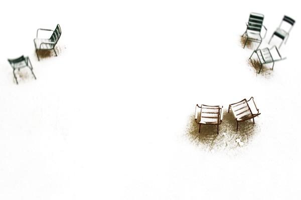 Chairs Overhead