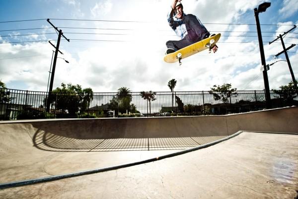 Skateboard Air